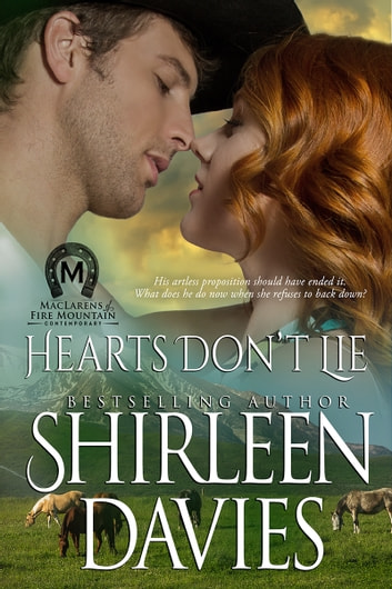 Hearts Don't Lie ebook by Shirleen Davies