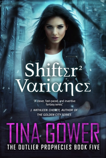 Shifter Variance ebook by Tina Gower