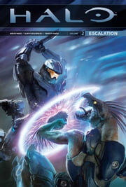 Halo Volume 2 Escalation ebook by Brian Reed, Sergio Arino