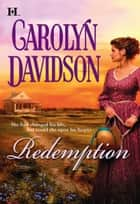 Redemption (Mills & Boon M&B) ebook by Carolyn Davidson