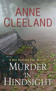 Murder in Hindsight ebook by Anne Cleeland