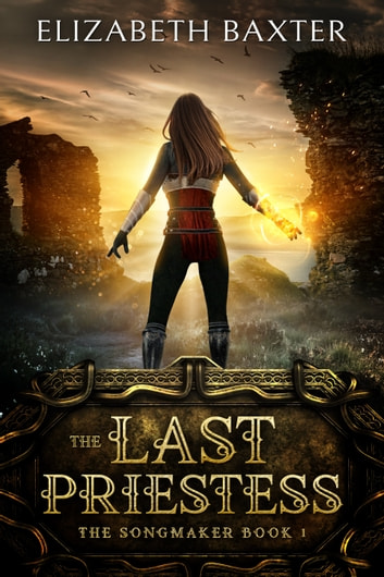 The Last Priestess ebook by Elizabeth Baxter