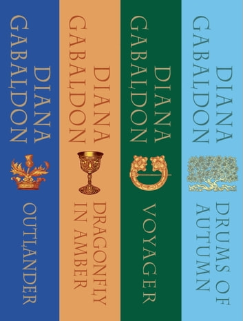 The Outlander Series Bundle Books 1 2 3 And 4 Ebook By Diana