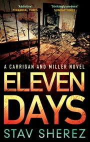 Eleven Days - Carrigan and Miller 2 ebook by Kobo.Web.Store.Products.Fields.ContributorFieldViewModel