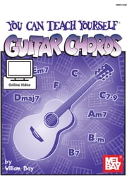 You Can Teach Yourself Guitar Chords ebook by William Bay