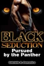 Black Seduction - Pursued by the Panther ebook by Gabrielle Demonico
