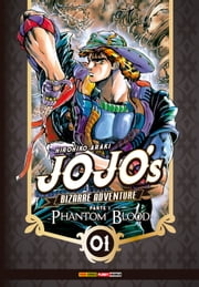 Jojo's Bizarre Adventure - vol. 1 ebook by Hirohiko Araki