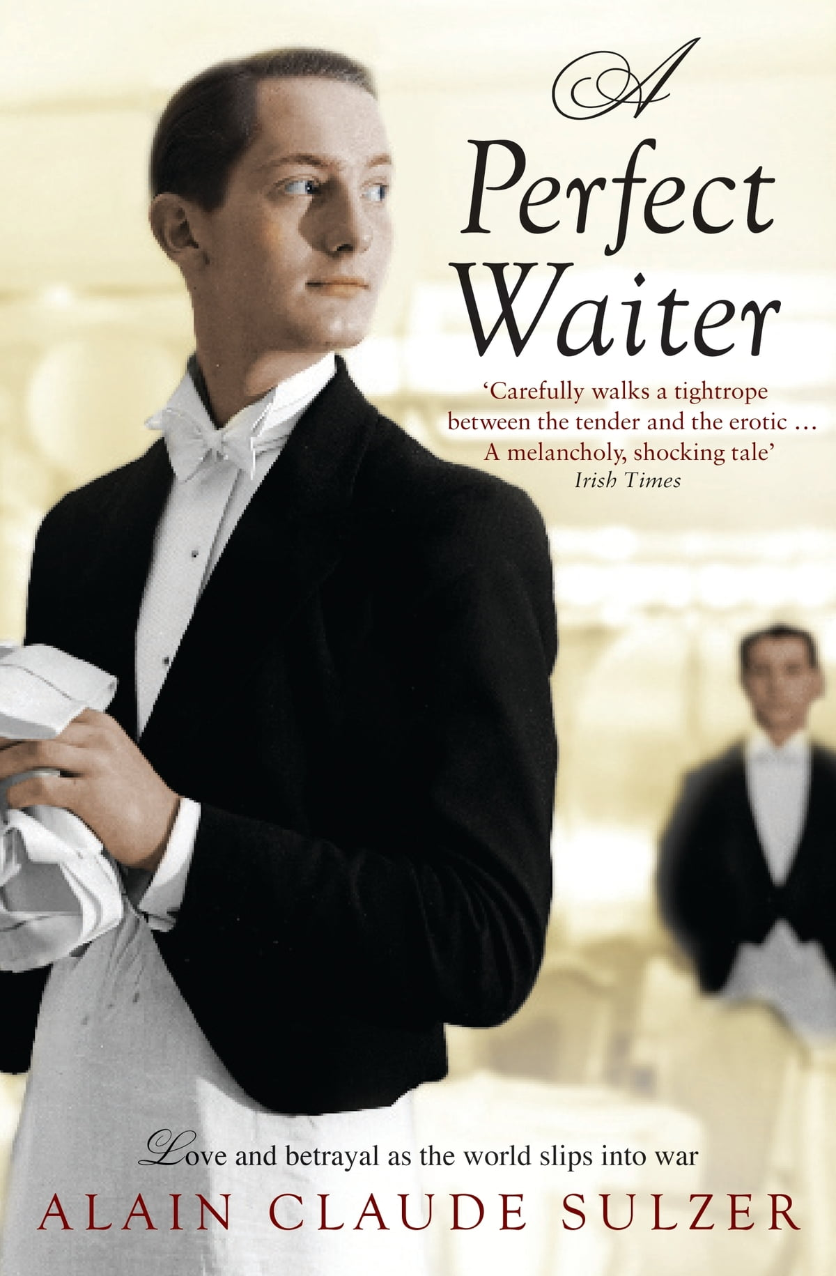 my perfect waiter My cheeks hurt as a had laughed so hard your show is the perfect mix of humor, emotion and family thank goodness for jewish moms  now, in my son the waiter.