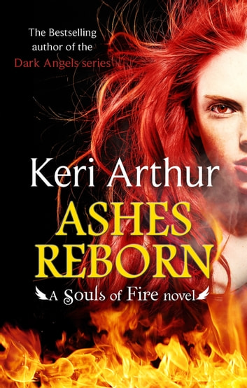 Ashes Reborn ebook by Keri Arthur