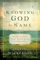 Knowing God by Name - Names of God That Bring Hope and Healing ebook by David Wilkerson