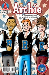 Archie #617 ebook by Alex Simmons,Dan Parent,Rich Koslowski,Jack Morelli,Digikore Studios