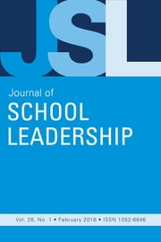 JSL Vol 26-N1 ebook by JOURNAL OF SCHOOL LEADERSHIP
