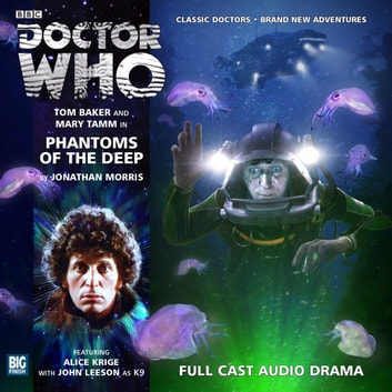 Phantoms of the Deep audiobook by Jonathan Morris