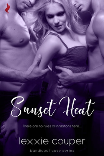 Sunset Heat (A Sexy, Beach Romance Novella) ebook by Lexxie Couper