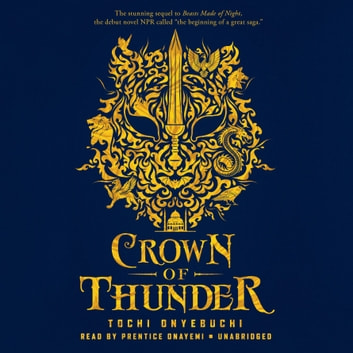 Crown of Thunder audiobook by Tochi Onyebuchi