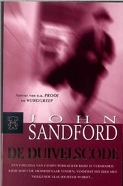 De duivelscode ebook by John Sandford, Martin Jansen in de Wal