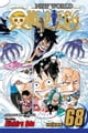 One Piece, Vol. 68 - Pirate Alliance eBook by Eiichiro Oda