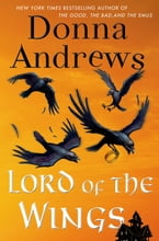 Lord of the Wings, A Meg Langslow Mystery