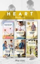 Heart Box Set May 2021/Before Summer Ends/The Marine's Baby Blues/The Last One Home/The Twin Proposal/The Bad Boy's Redemption/A Marriage of ebook by SUSAN MALLERY, Christine Rimmer, Victoria Pade,...