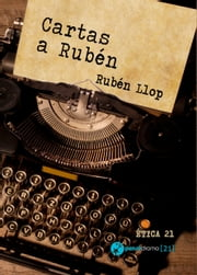 Cartas a Rubén ebook by Rubén Llop