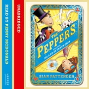 The Magical Peppers and the Island of Invention audiobook by Sian Pattenden