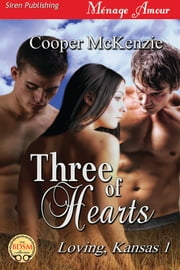 Three of Hearts ebook by Cooper McKenzie
