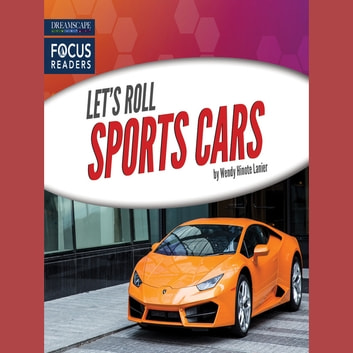 Sports Cars audiobook by Wendy Hinote Lanier