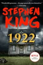 1922 eBook by Stephen King