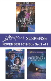 Harlequin Love Inspired Suspense November 2019 - Box Set 2 of 2 ebook by Laura Scott, Dana Mentink, Sarah Hamaker