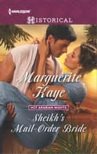 Sheikh's Mail-Order Bride ebook by Marguerite Kaye