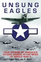 Unsung Eagles - True Stories of America's Citizen Airmen in the Skies of World War II ebook by Jay Stout