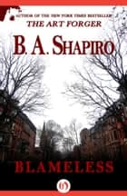 Blameless ebook by B. A. Shapiro
