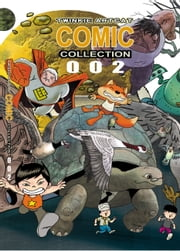 Twinkie Artcat Comic Collection 002 ebook by Twinkie Artcat