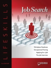 Job Search: Applying for a Job-Resume and Cover Letter ebook by Saddleback Educational Publishing