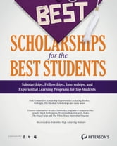 The Best Scholarships for the Best Students--How to Write About Yourself - Chapter 7 of 12 ebook by Peterson's