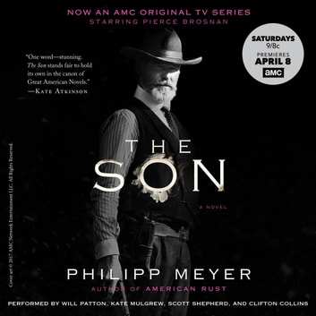 The Son audiobook by Philipp Meyer