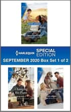Harlequin Special Edition September 2020 - Box Set 1 of 2 ebook by Kathy Douglass, Jo McNally, Laurel Greer