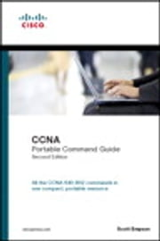 CCNA Portable Command Guide ebook by Scott Empson