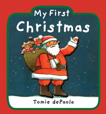 My First Christmas ebook by Tomie dePaola