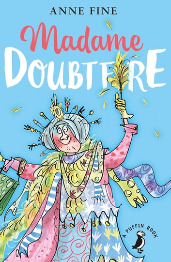 Madame Doubtfire ebook by Anne Fine