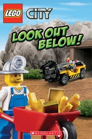 LEGO City: Look Out Below! ebook by Michael Anthony Steele,Kenny Kiernan