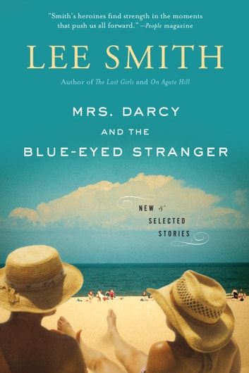 Mrs. Darcy and the Blue-Eyed Stranger ebook by Lee Smith