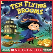 Ten Flying Brooms ebook by Ilanit Oliver,Kyle Poling