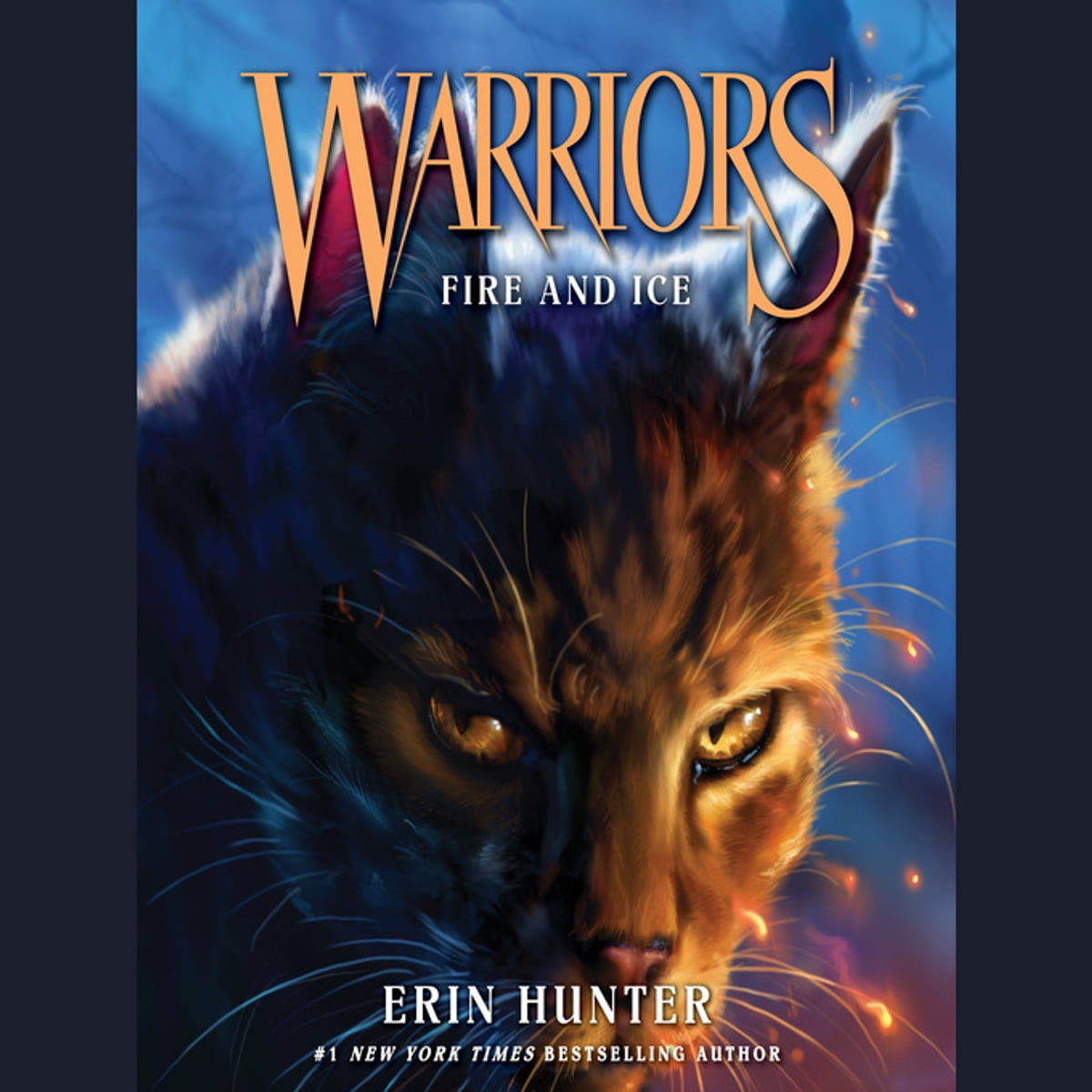 warriors 2 fire and ice audiobook by erin hunter. Black Bedroom Furniture Sets. Home Design Ideas