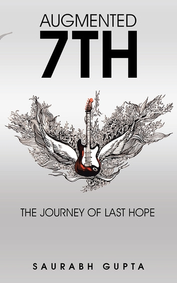 Augmented 7th - The Journey of Last Hope ebook by Saurabh Gupta