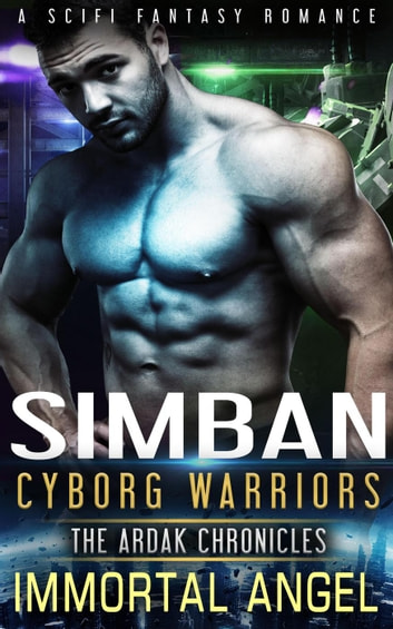 Simban - Cyborg Warriors, #3 ebook by Immortal Angel