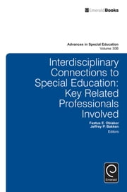 Interdisciplinary Connections to Special Education