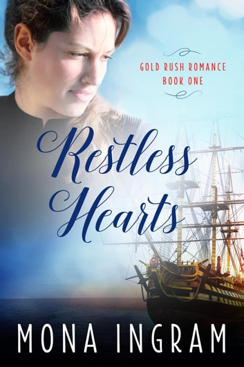 Restless Hearts - Gold Rush Romances, #1 ebook by Mona Ingram