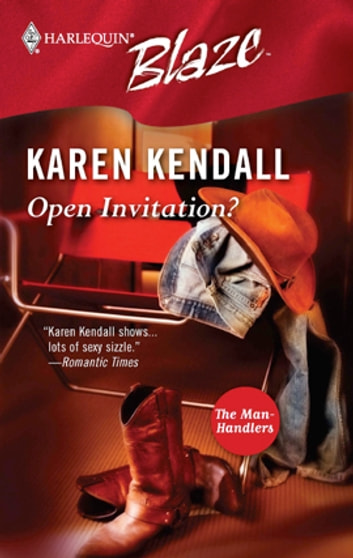 Open Invitation? ebook by Karen Kendall