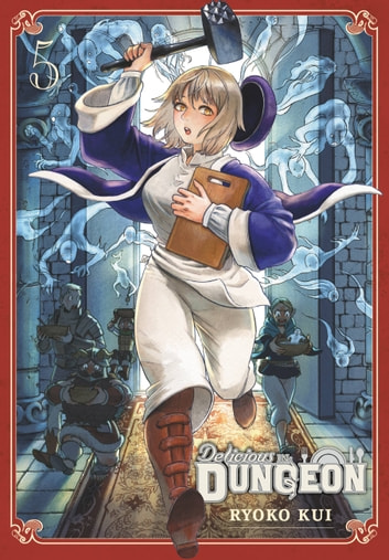 Delicious in Dungeon, Vol. 5 ebook by Ryoko Kui